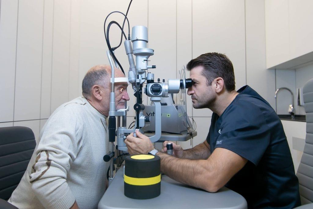 Лазер для фотокоагуляции сетчатки