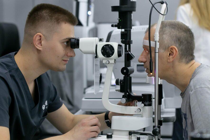 Лікування катаракти в Києві