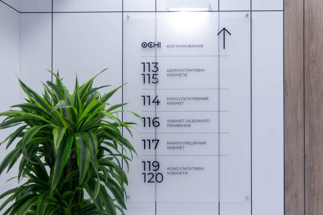 Офтальмологічний центр Очі у Києві