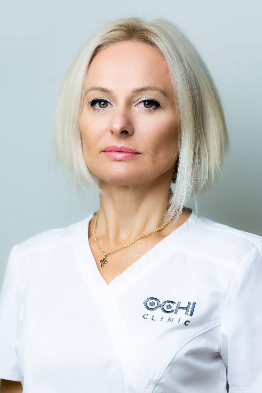Первак Олена Миколаївна