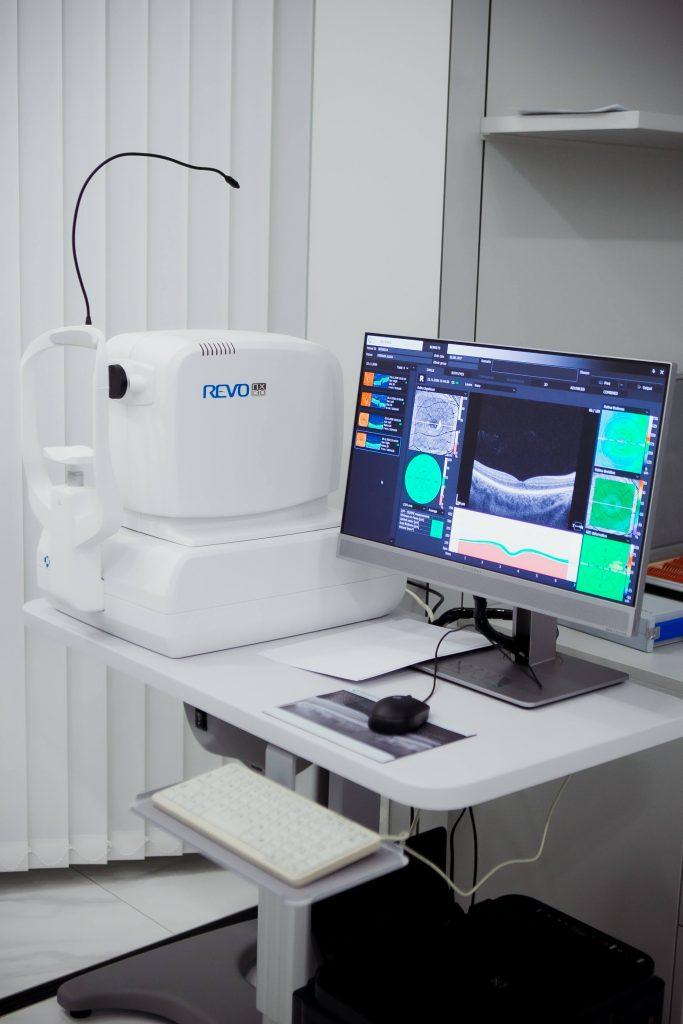 Оптический томограф
