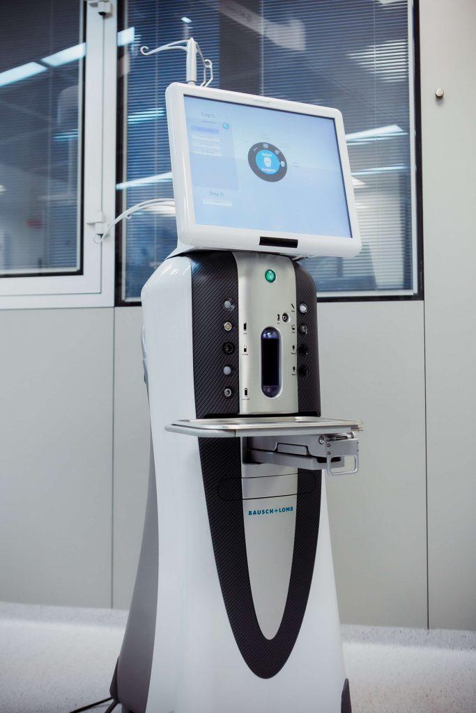 Микрохирургическая комбинированная система STELLARIS ELITE™ (QUANTEL MEDICAL)